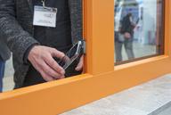 Es funkt: Wie funktionieren NFC-Chips am Fenster?
